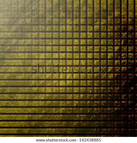 new abstract background with scratched surface can use like vintage design - stock vector