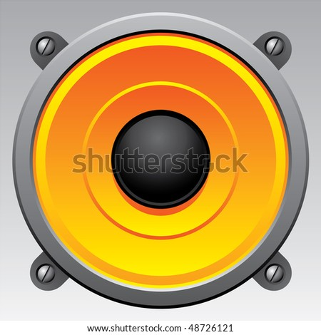 New cool web button - stock vector