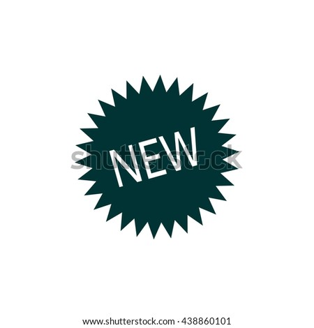 New icon, New icon eps 10, New icon vector, New icon illustration, New icon jpg, New icon picture,New icon flat, New icon design, New icon web, New icon art, New icon JPG, New icon image - stock vector