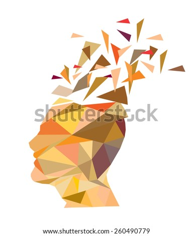 New ideas abstract vector artwork  - stock vector