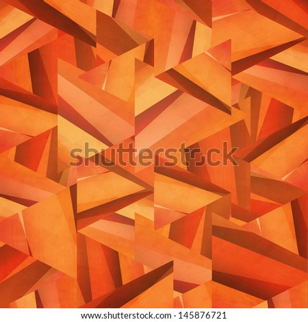 new modern background with colorful triangle shapes can use like minimal design - stock vector