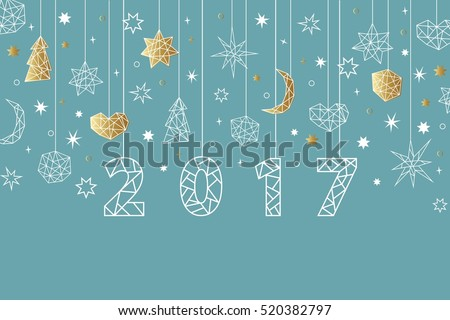 New year 2017 geometric style background stock vector 2018 new year 2017 geometric style background stock vector 2018 520382797 shutterstock stopboris Gallery