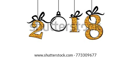 New year party invitation template stock vector 773309677 shutterstock new year party invitation template stopboris Images