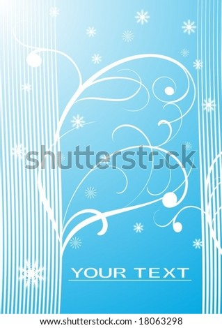 New Years abstract background-1 - stock vector