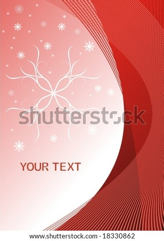 New Years abstract background-10 - stock vector