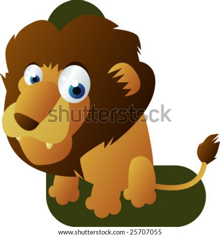 Newest ABC Animals L Is For Lion