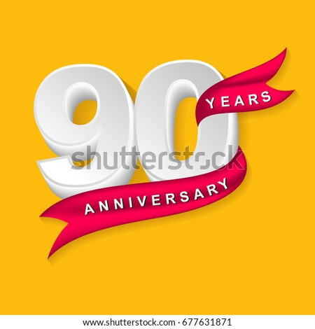 90th Anniversary Stock Images, Royalty-Free Images ...