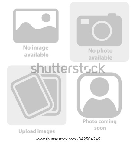 No image available or Picture coming soon. Set of pictures . Missing image sign or uploading pictures. Vector. - stock vector