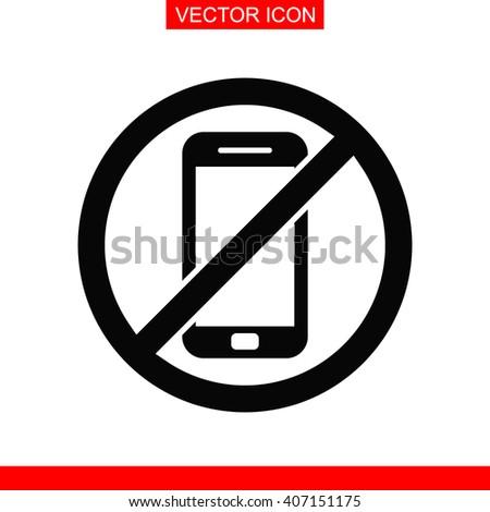 No phone Icon. No phone Vector. No phone Icon Button. No phone Picture. No phone Image. No phone Illustration. No phone JPEG. No phone Icon EPS. No phone Design. No phone Sign. No phone Symbol. - stock vector