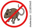 No rats - stock photo