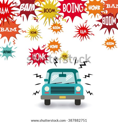 Noise Pollution Stock Images Royalty Free Images Vectors