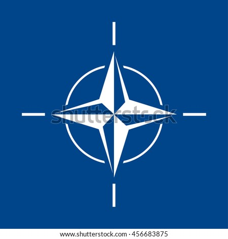 North Atlantic Treaty Organization, NATO Flag