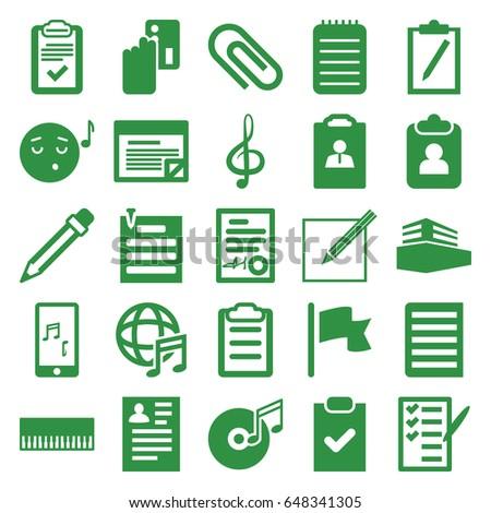 business icon set stock vector 244992268 shutterstock