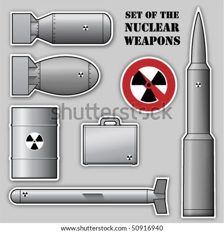Nuclear weapon set