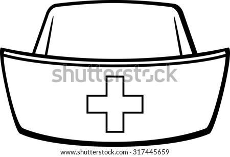 Nurse Cap Stock Images Royalty Free Vectors