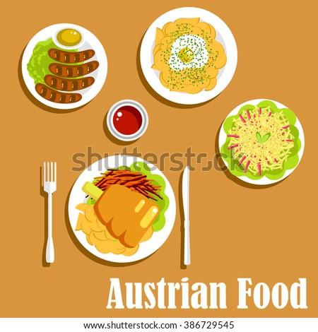Egg austria stock images royalty free images vectors for Austrian cuisine vienna