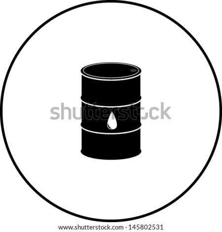 oil barrel symbol