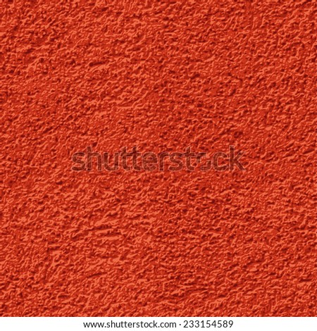 Old brick red wall pattern texture - stock vector