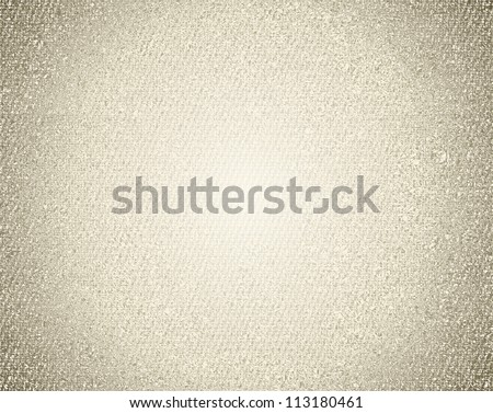 old canvas texture grunge background - stock vector