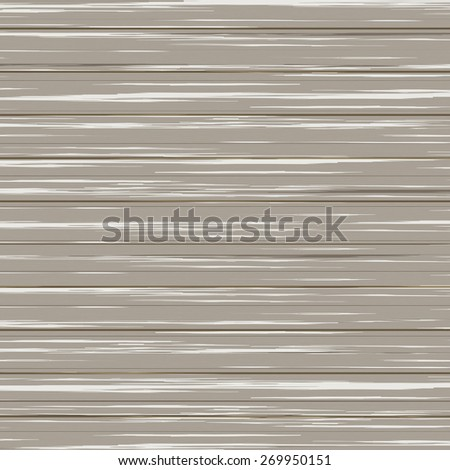 Old painted wood wall. Abstract grunge wood texture background. May be used as packing - stock vector