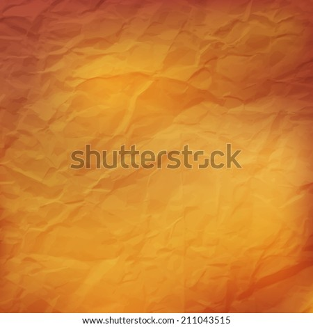 old paper texture Vector - stock vector