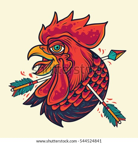 Old School Tattoo Stock Images, Royalty-Free Images ...
