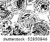old USA dollars - stock vector