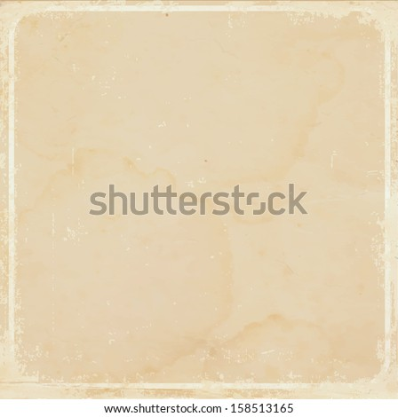 Old vintage background  - stock vector