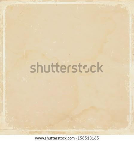 Old vintage background  - stock vector