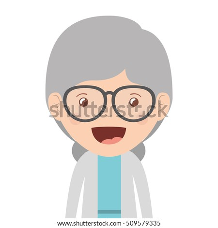 old woman design
