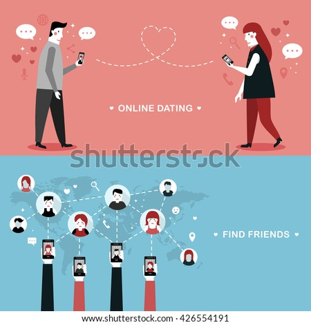 Online dating for friends