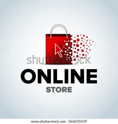 stock-vector-online-shop-online-store-logo-logotype-for-business-isolated-vector-illustration-366035039.jpg