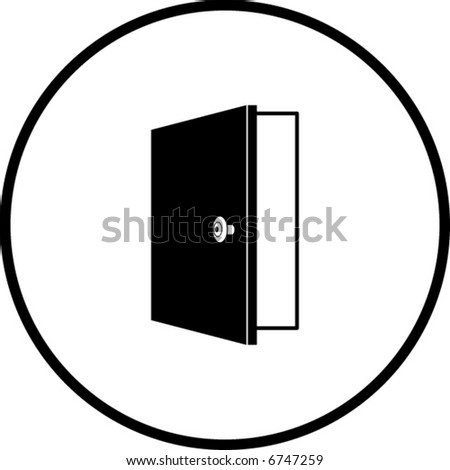 open door icon stock photos images pictures shutterstock