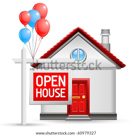 Open House Stock Photos Images Pictures Shutterstock
