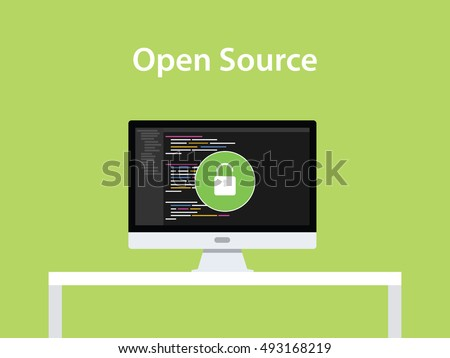 Interoperate stock photos royalty free images vectors shutterstock Open source illustrator