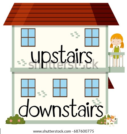 Upstairs Stock Images Royalty Free Images Amp Vectors
