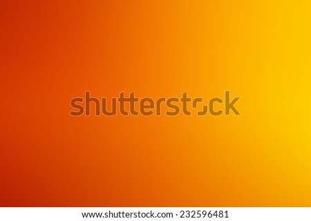 Orange abstract background - Vector - stock vector