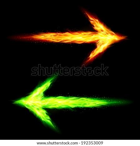 flaming arrow stock images royaltyfree images amp vectors