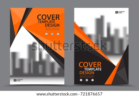 orange color scheme city background business stock vector 721876657 shutterstock. Black Bedroom Furniture Sets. Home Design Ideas