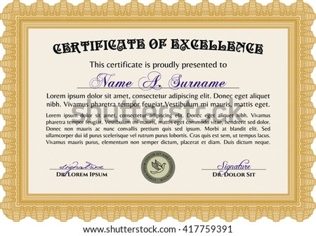 School Certificate Banque DImages DImages Et DImages