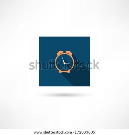 orange Service icon - stock vector