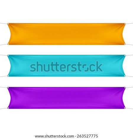 Horizontal Hanging Banner Stock Images, Royalty-Free Images ...
