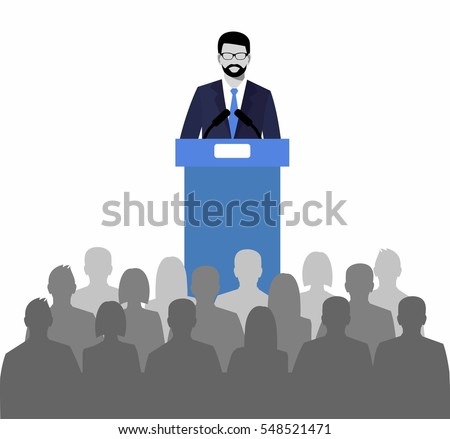 stylistic public speaking and oratorical style