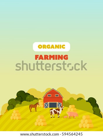 Farm Background Stock Images Royalty Free Images