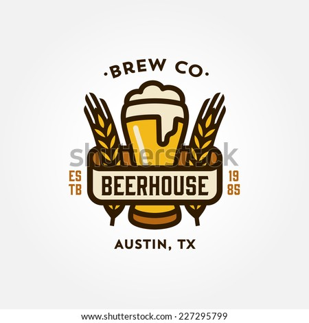 Beer Logo Stock Images Royalty Free Images Amp Vectors