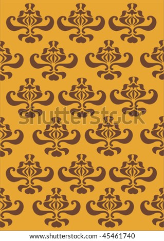 Ornament background - stock vector