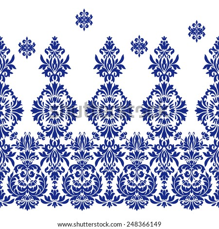 Ornament pattern - stock vector