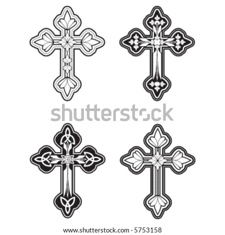 Fancy Designs For Crosses, Fancy, Free Engine Image For ...