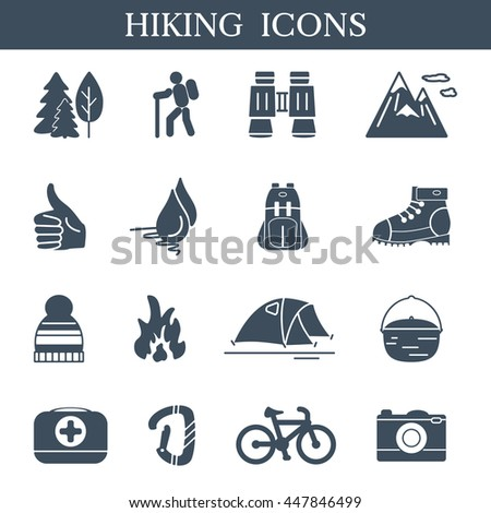 canada icons stock vector 458503084 shutterstock. Black Bedroom Furniture Sets. Home Design Ideas
