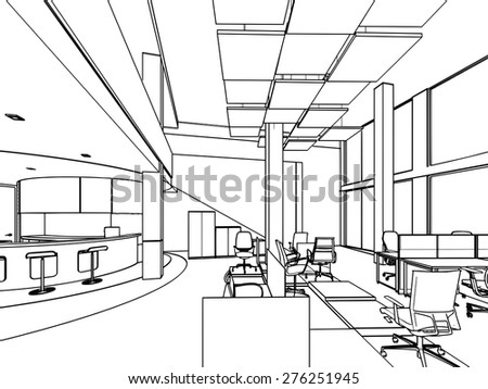 sketch movie office space